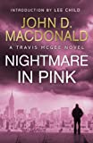 Front cover for the book Nightmare in Pink by John D. MacDonald