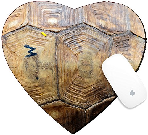 Luxlady Mousepad Heart Shaped Mouse Pads/Mat design IMAGE ID: 34313168 tortoise - Tortoise Shell Images