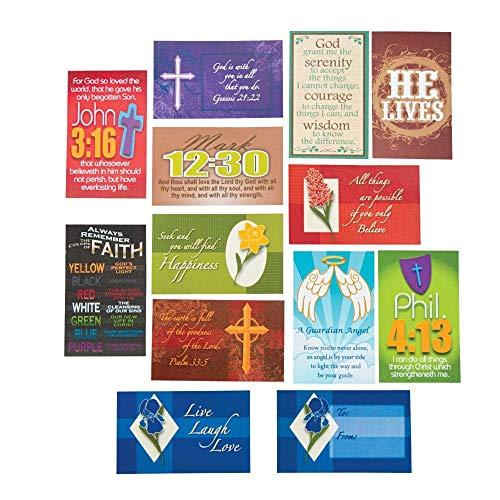 Faith Wallet Card Assortment by Fun Express