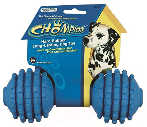 Vanilla 60 Chew - JW Chompion Dog Chew Toy Heavyweight Assorted Colors