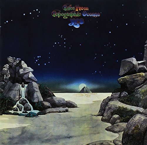 SACD : Yes - Tales From Topographic Oceans (Japanese Mini-Lp Sleeve, Japan - Import, 2 Disc)