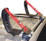 Malone AutoLoader XV J-Style Universal Car Rack Kayak Carrier