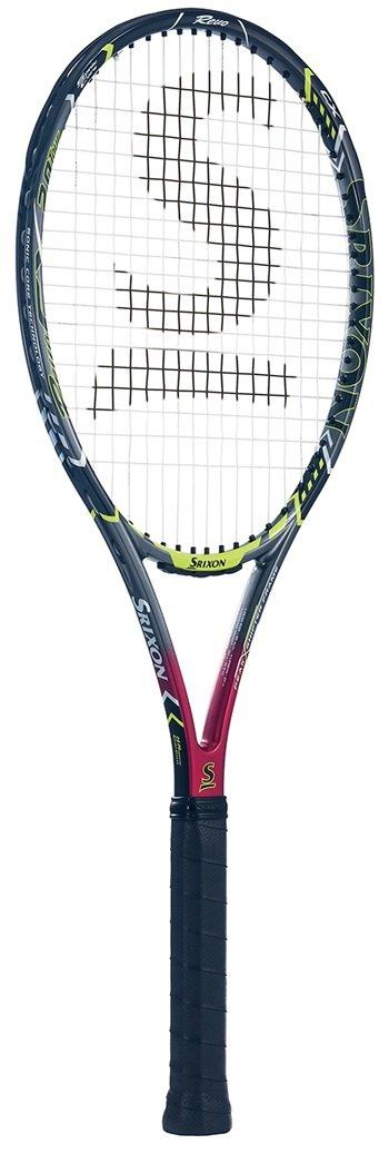 SRIXON(スリクソン) [フレームのみ] 硬式テニス ラケット レヴォ CX 2.0 ツアー SR21702 シャープグレー G2   B06WWRSLYK