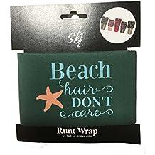 SBz Beach Hair Tumbler Wrap