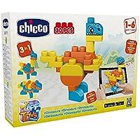 Chicco Eğitici Bloklar Dinazorlar  Çok Renkli, 30 Parça