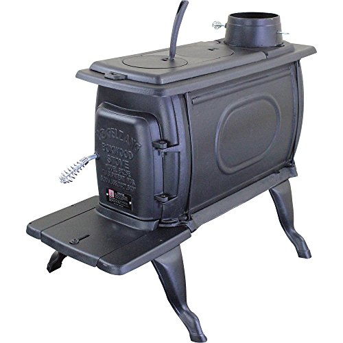 Amazon.com: Vogelzang 54,000 BTU Cast Iron Boxwood Stove, Model# BX26E:  Home & Kitchen - Amazon.com: Vogelzang 54,000 BTU Cast Iron Boxwood Stove, Model