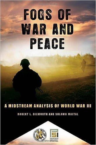 Fogs Of War And Peace A Midstream Analysis World III Praeger Security International