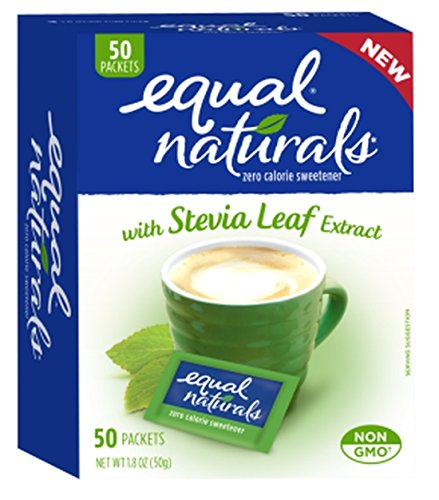 - Equal Natural, 50-Count (Pack of 12)