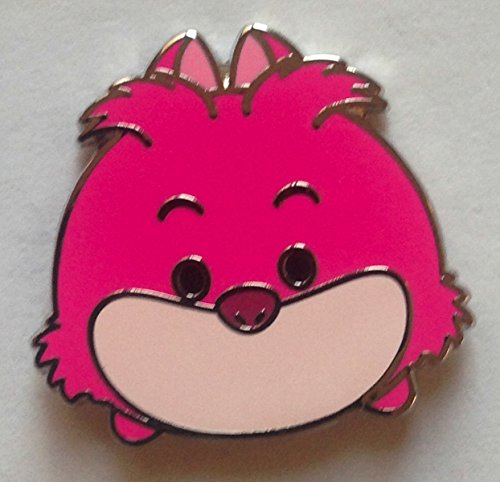 Disney Pin 116173 Disney Tsum Tsum Mystery Pin from Pack - Series 2 - Cheshire Cat Pin from Alice in Wonderland