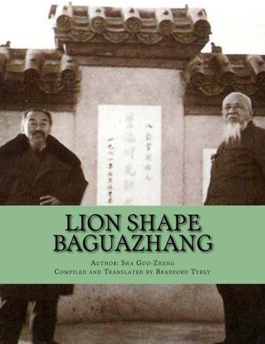 Lion Shape Baguazhang