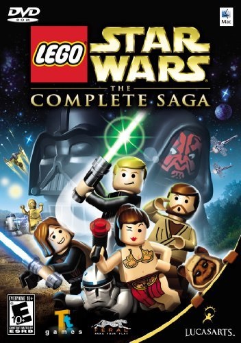 Lego Star Wars: The Complete Saga - Mac by Feral Interactive
