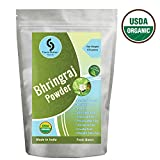 Cavin Schon USDA Certified Organic Bhringraj Powder - 100% Natural & Chemical Free Hair conditioning