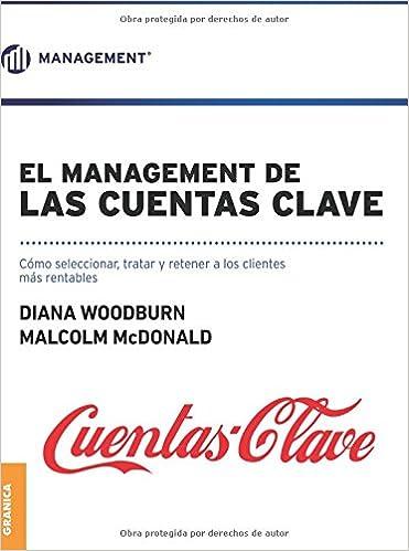 El Management De Las Cuentas Clave PDF Descargar