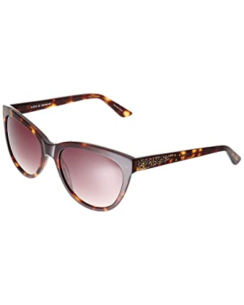 b4065b0768 Amazon.com  Judith Leiber Womens Women s Jl 5016 02 56Mm Sunglasses ...