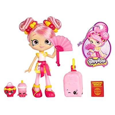 Shopkins Shoppies World Vacation Bubbleisha Visits China: Toys & Games