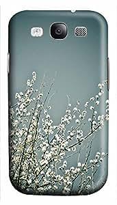 rugged Samsung S3 case Tree Bloom 3D cover custom Samsung S3 WANGJING JINDA