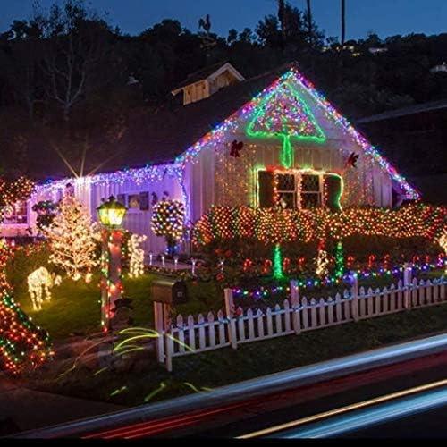 LIFEIYAN Fairy Lichterketten, 10M-300M 100-3000 Lichter 8 Beleuchtungsmodi IP67 Wasserdichte Weihnachts Halloween-Schnur-Licht For Outdoor-Indoor, Schlafzimmer, Garten, Wedding Dekorative Leuchten Gir