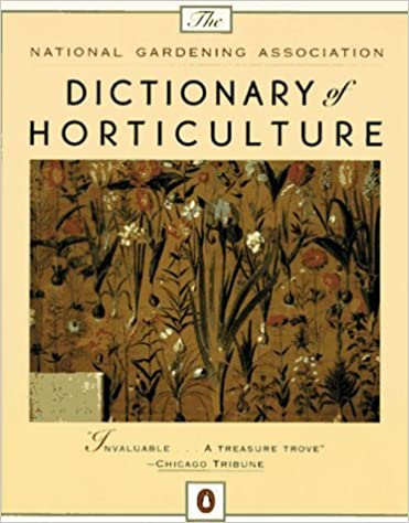 Rapidshare télécharger des liens ebooks Dictionary of Horticulture, The National Gardening Association by National Gardening Association (1996-03-01) CHM