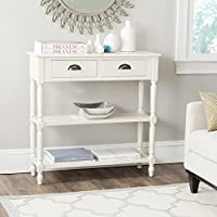 Safavieh American Homes Collection Salem White Console Table