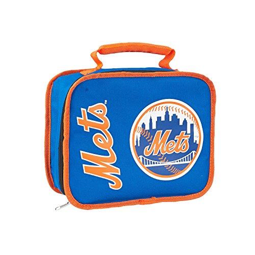The Northwest Company MLB New York Mets Sacked Lunchbox, 10.5-Inch, Royal by The Northwest Company