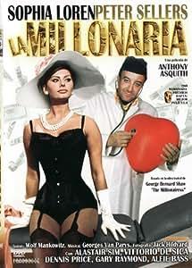 La Millonaria [DVD]