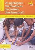 img - for Opera  es Matem ticas no Ensino Fundamental I book / textbook / text book