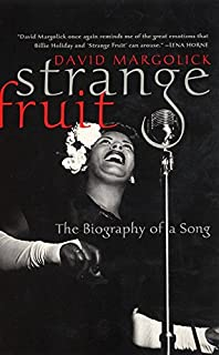 On record rock pop and the written word simon frith andrew strange fruit the biography of a song fandeluxe Image collections