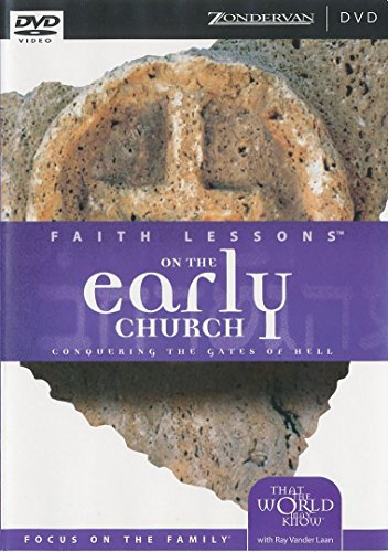Early Lessons - Faith Lessons on the Early Church Vol 5