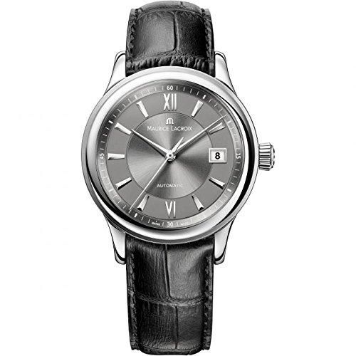 Reloj Automático Maurice Lacroix Les Classiques Date, ML 115, 38mm: Amazon.es: Relojes