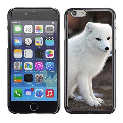 """Premio Sottile Slim Cassa Custodia Case Cover Shell // F00008739 Loup // Apple iPhone 6 6S 6G 4.7"""""""