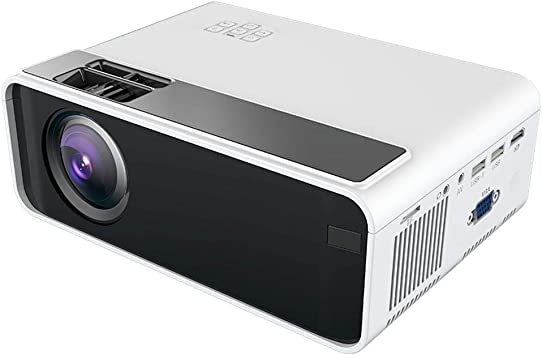 Tonysa Proyector Bluetooth para Cine en casa 3D HD 4K LED LCD WiFi ...