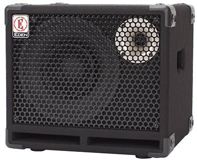 Eden TN110-4 Electric Bass Guitar Amplifier Cabinet 300 Watt 4 Ohm 1x10 Amp Cab