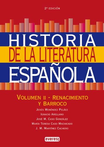 Historia De La Literatura Espa~nola (Spanish Edition)