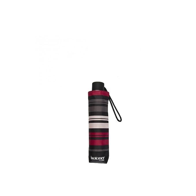 Isotoner - Paraguas (9189), de 30 cm rmg 30 cm: Amazon.es: Ropa y accesorios