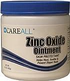 15 oz CareAll Zinc Oxide Jar 12 pcs sku# 1470413MA
