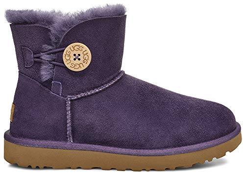 UGG Women's Mini Bailey Button II Nighshade 7 B US for sale  Delivered anywhere in USA