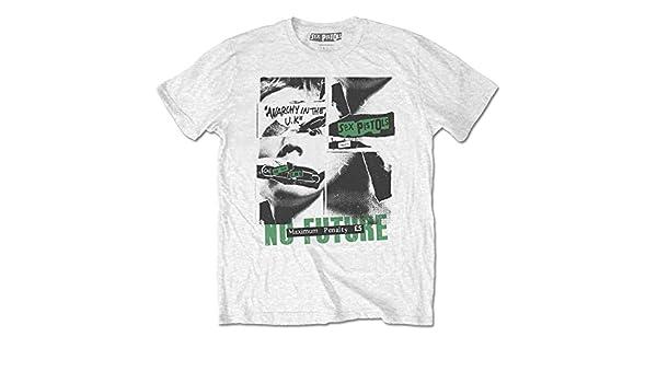 Tee Shack Sex Pistols Johnny Rotten SID Vicious Punk Rock Oficial Camiseta para Hombre: Amazon.es: Ropa y accesorios