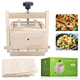 Inkesky Tofu Cheese Maker & Press with