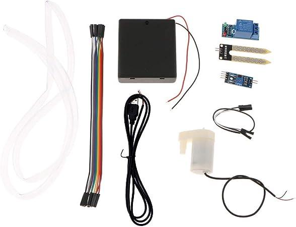 Sol - Higrómetro con sensor de humedad y agua para Arduino ...