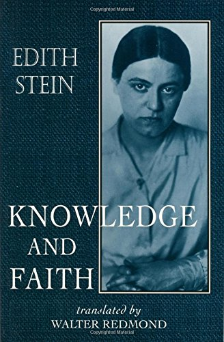 edith stein essays Index to primary authors : english compositions essays 24-9-2017 free online edith stein essays on women library.