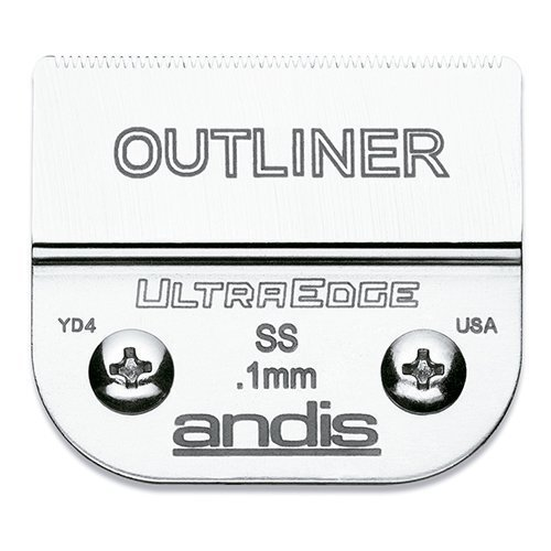 Andis Ultraedge Trimmer Blade Size Model (Ultraedge Blades)