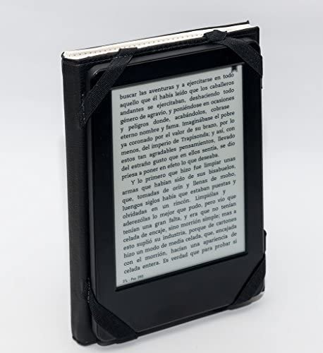 ANVAL Funda para EBOOK BQ Cervantes Touch Light: Amazon.es ...