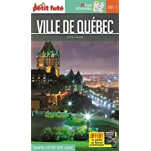 VILLE DE QUÉBEC 2017 + PLAN DÉTACHABLE