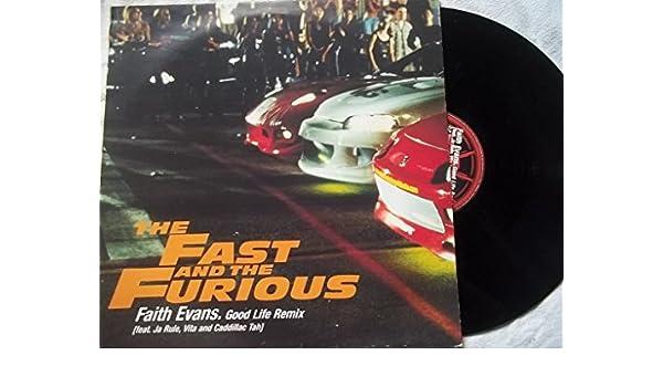 Faith Evans - FAITH EVANS The Fast And Furious 12
