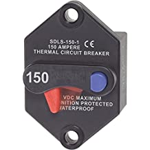 "BLUE SEA KLIXON CIRCUIT BREAKER PANEL MOUNT 150 AMP ""Prod. Type: Electrical"""