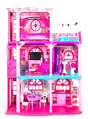 Barbie 3-story Dream Townhouse by Mattel