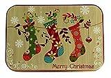 Christmas Gift Card Holders Tin Box Nostagic 3 Pack