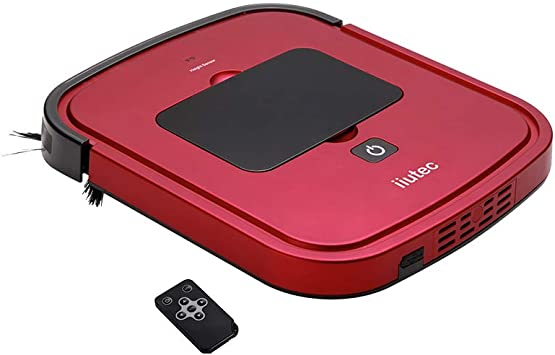 Desconocido iiutec R-Cruiser - Robot Limpiador, Color Rojo: Amazon ...