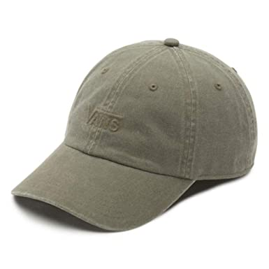 658c5409 Vans Courtside Hat (Olive) at Amazon Women's Clothing store: