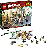 LEGO NINJAGO Legacy Golden Dragon 70666...